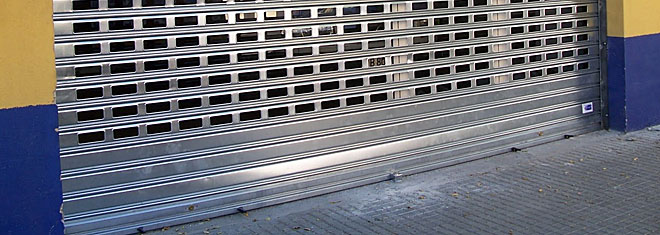 cierres metalicos alcala de henares
